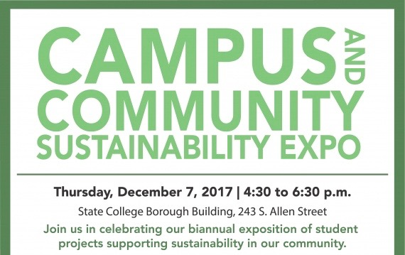Campus and Community Sustainability Expo