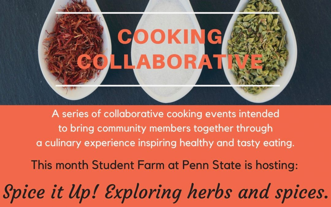 Cooking Collaborative- 1/26