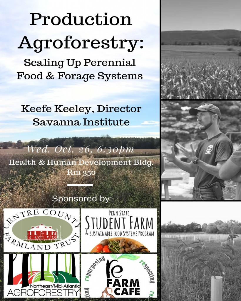 keeley-psu-agroforestry-talk