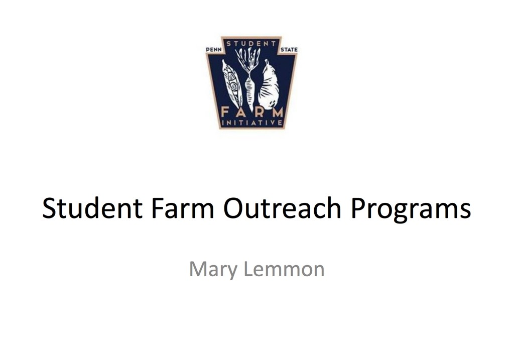 On-Farm Education Programs