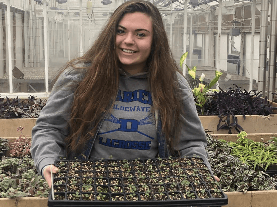 Student Farm Intern Highlight: Sophia Barbour