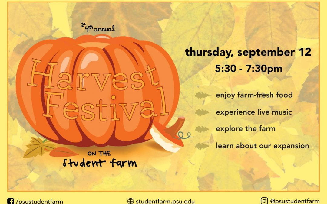 4th Annual Harvest Festival